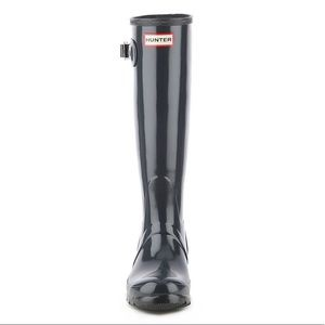 Hunter Original Tall Glossy Rain Boot